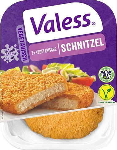 Valess 552Valess Schnitzel met rösti en bietensalade