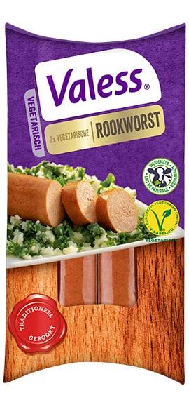 Valess 807Valess Rookworst met boerenkool stamppot