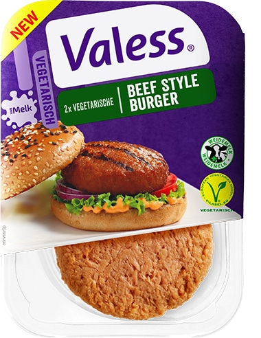 Valess Beef Style Burger